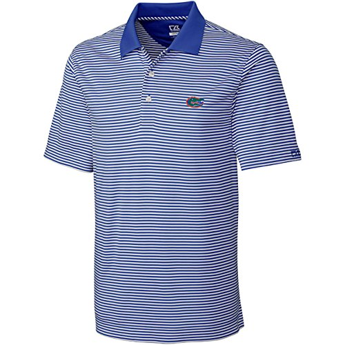 Florida Gators Polo Golf Shirt - Cutter Buck Dry Tec - - Polos Florida Gators
