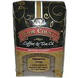 Door County Coffee, Highlander Grogg, Ground, 5lb Bag