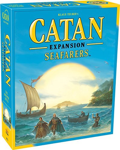Catan Expansion: Seafarers (Catan Game Board)