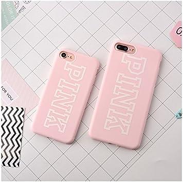 Carcasa para iPhone 6S Plus, Color Rosa: Amazon.es: Electrónica