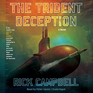 The Trident Deception Audiobook