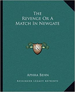Book The Revenge or a Match in Newgate