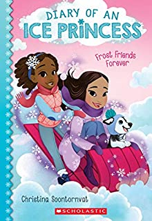 Book Cover: Frost Friends Forever
