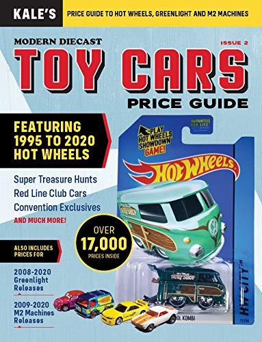 New Kale S Toy Cars 2020 Hot Wheels Price Guide Plus Greenlight M2 Machines Diecast Doug Kale Stacy Kale Daniel Kale 9781792339967 Amazon Com Books