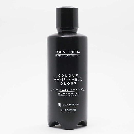 7. John Frieda Colour Refreshing Gloss for Cool Brunette