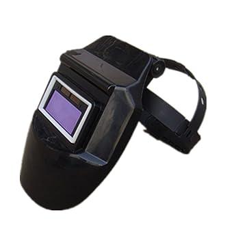 Cascos de soldador automático profesional modelo # 3 casco máscara de soldadura Solar Arc Tig Mig