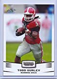 TODD GURLEY 2015 LEAF ROOKIE CARD #08! GEORGIA BULLDOGS! 2015 NFL ROOKIE OF THE YEAR!