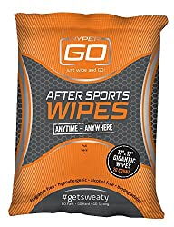 HyperGo After Sports Wipes