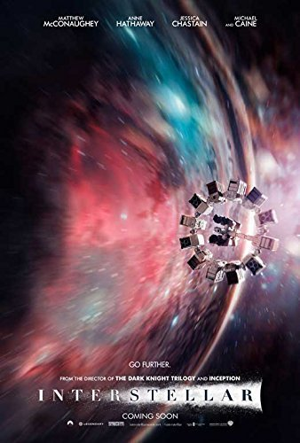 Image result for interstellar movie poster