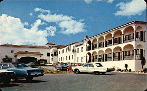 - Hotel Ramada Inn Monterrey, Mexico Original Vintage Postcard