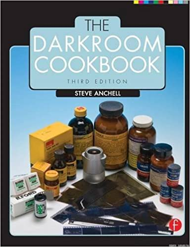 Book The Darkroom Cookbook (Alternative Process Photography) by Steve Anchell (2008-10-24)