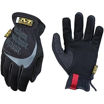 Mechanix Wear - FastFit Gloves (Large, Black)