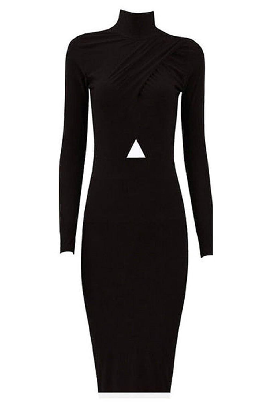 Valin FOB6930 women Midi Dress