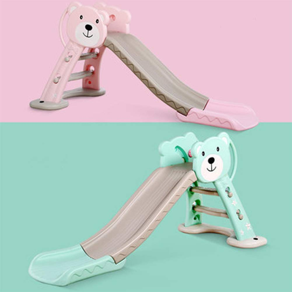 FairOnly Slide Lengthening Thickening Plastic Folding Slide - Indoor/Outdoor Toddler Toy - for Child Gift by FairOnly