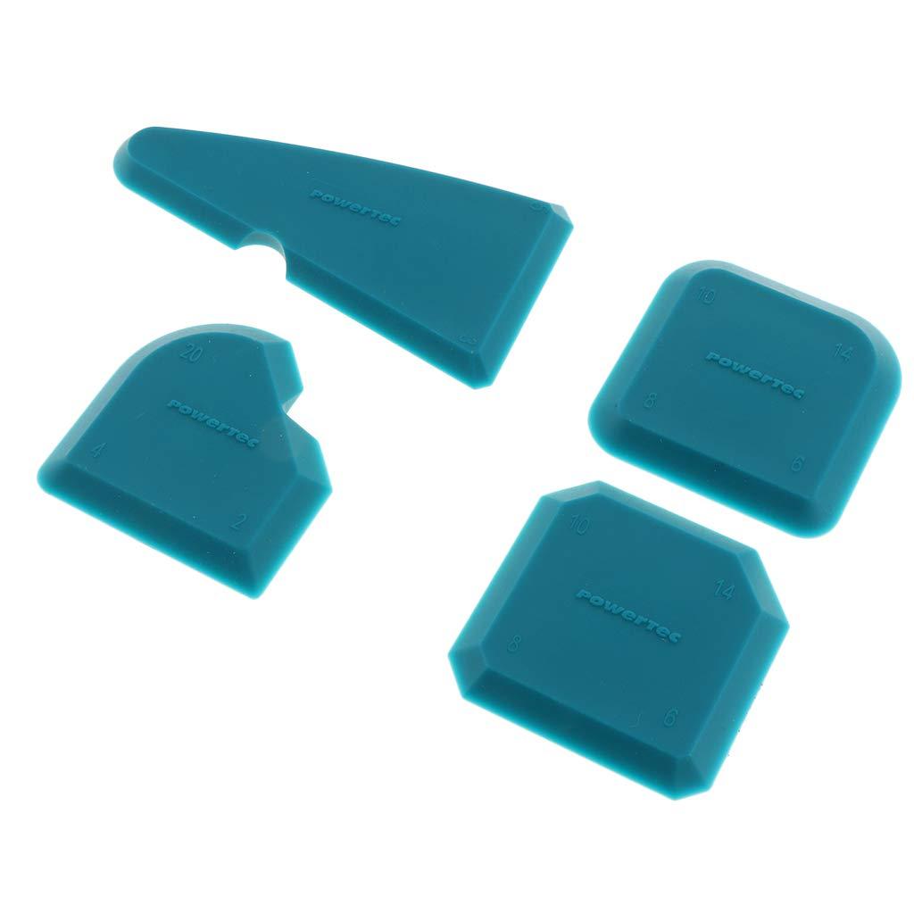 3 5pcs Caulking Tool Kit Grout Scraper Caulk Remover Para Ba/ño Cocina Habitaci/ón
