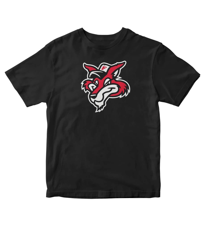 Florence Red Wolves Baseball Shirt S Black
