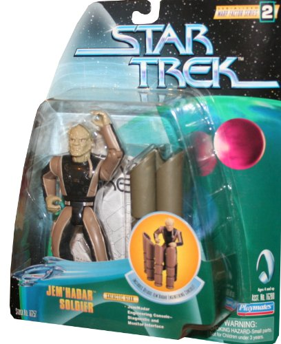 "Star Trek Jem Hadar Soldier 6"" Action Figure"