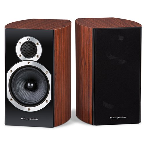 Wharfedale - Diamond 10.1 (Rosewood) (Wharfedale Bookshelf Speakers)
