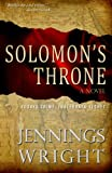Solomon's Throne, Jennings Wright, 0985784016