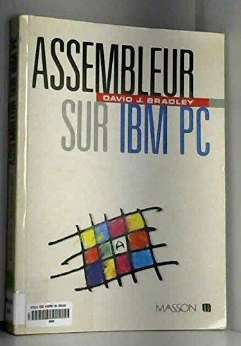 Assembleur sur IBM PC