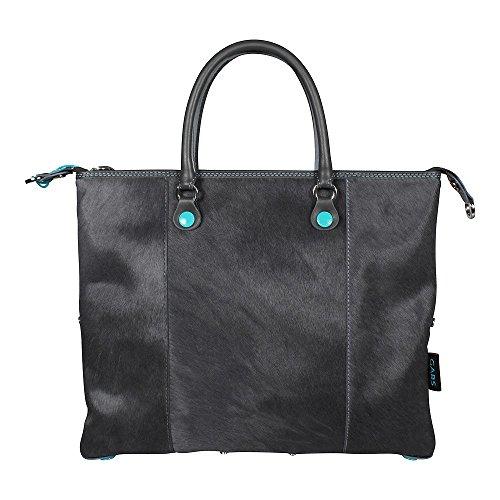 Gabs borsa delle signore G3-I17 CVES Tg. M Grigio Scuro