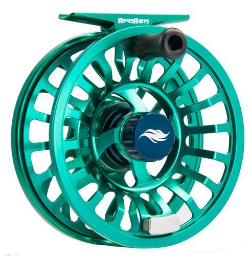 Kraken Fly Reel Series, Emerald, 11wt - 15wt