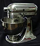 kitchenaid mixer for europe - KitchenAid 5KSM150PSECR Artisan Mixer POLISHED CHROME 220 VOLTS Not For USA (For Europe/Africa/Asia)