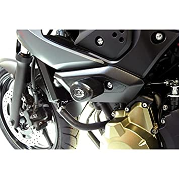 1298c7d5f6537 Amazon.fr : YAMAHA XJ6 N/DIVERSION-09/16 - PROTECTIONS TAMPONS R&G ...
