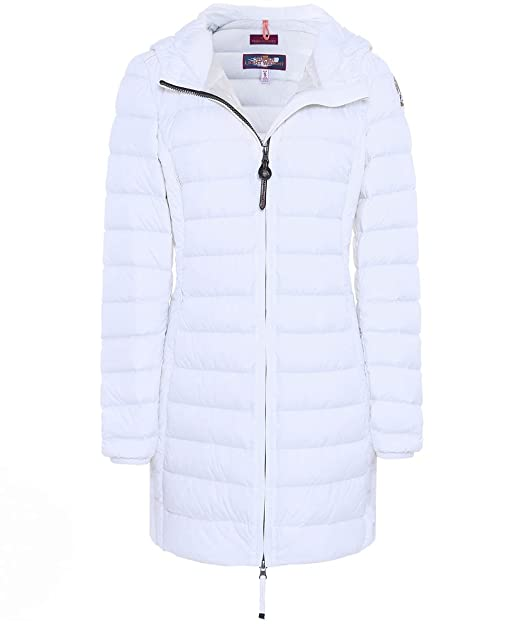 Parajumpers Women's Irene Super Lightweight Down Jacket White L
