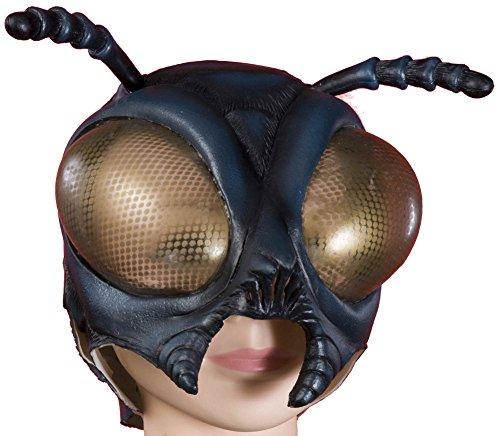 Forum Novelties Men's Fly Mask, Multi Colored, One (Fly Eyes Costume)