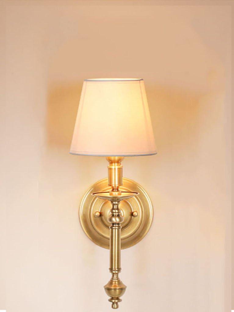 ZYMDD LYX® Lámpara de Pared Rural de Estados Unidos Lámpara de ...
