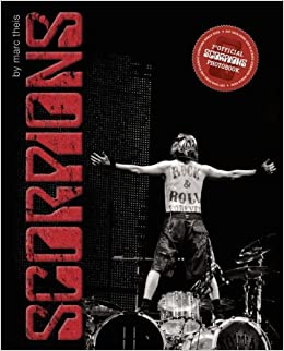 Scorpions Rock & Roll Forever: 1st official Scorpions Photobook