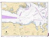 NOAA TRAINING CHART - STRAIT OF JUAN DE FUCA 18465TR