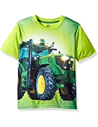 Big Boys' Large Tractor Tee