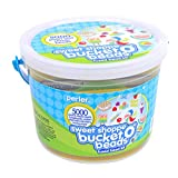 Perler Bucket O' Beads Fun Fusion Fuse Bead Kit-Sweet Shoppe
