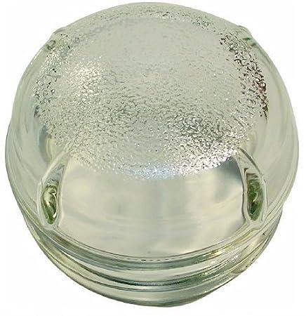 Cubierta de lente de cristal, apta para Bosch, Neff & Siemens ...