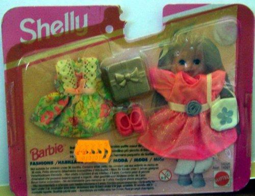 Barbie KELLY Party Fashions - My Fashion Wish List (1995) My Size Barbie Clothes