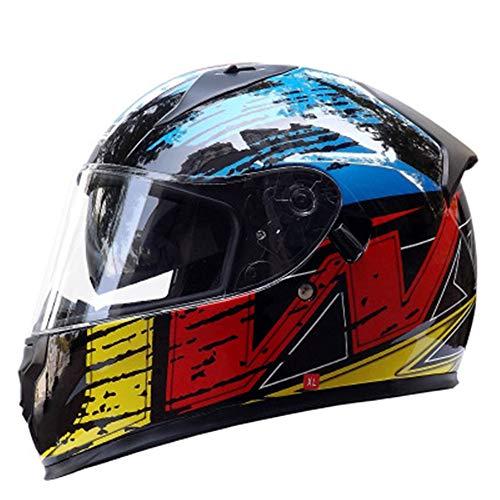 Icon helmet mirror shield