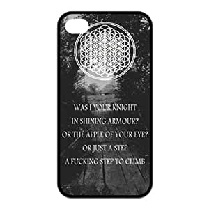 iphone covers 4S ,Hard Case For Iphone 6 plusPlus 5.5Inch Cover,Bring Me The Horizon BMTH Design Fashion Pattern Hard Back Snap on Case For Iphone 6 plusPlus 5.5Inch Cover (Black/white) WANGJING JINDA