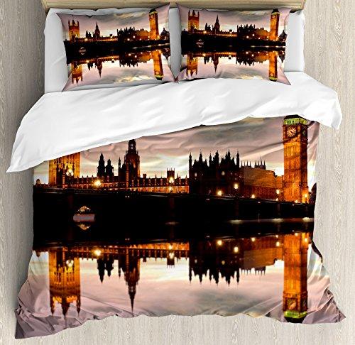 british bedding king - 3