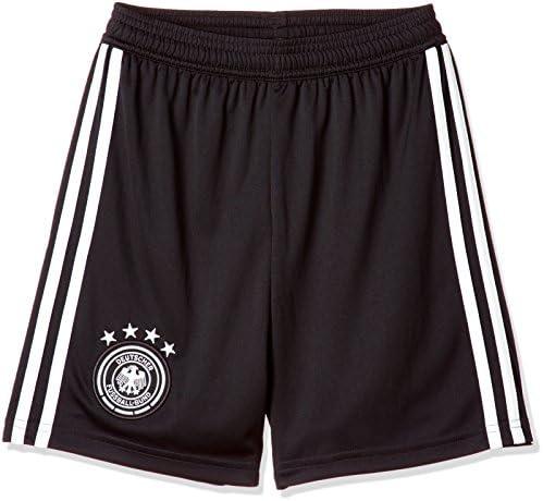 adidas DFB Home 2018 Pantalones Cortos, Niños, Negro/Blanco, 152-11/12 años: Amazon.es: Ropa y accesorios