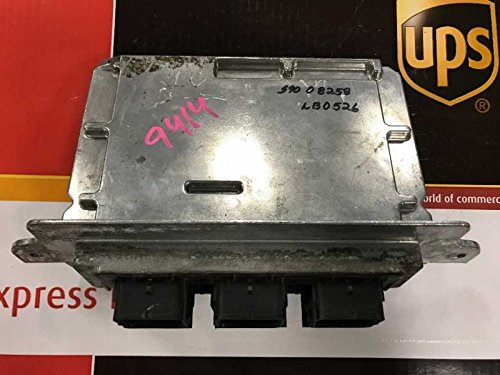 REUSED PARTS Engine ECM Control Module 4 Door 4.0L Fits Fits Ford Explorer 4L2A-12A650-ABC