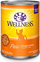 Save 30% or more on Wellness Wet Cat Food