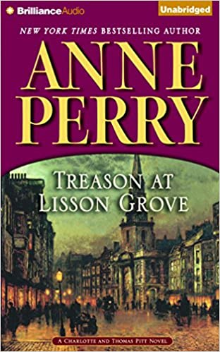 Treason at Lisson Grove (Charlotte and Thomas Pitt): Amazon.es: Perry, Anne, Page, Michael: Libros en idiomas extranjeros
