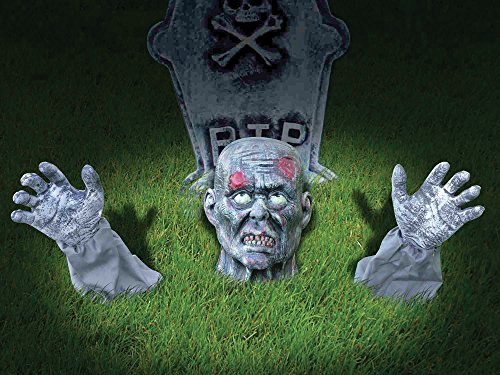 Forum Novelties Halloween Zombie Lawn Decoration]()