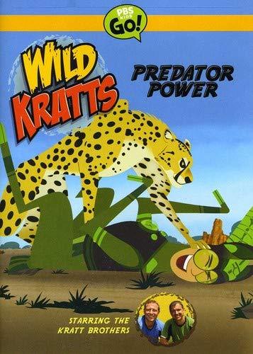 (Wild Kratts: Predator Power)