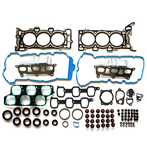 ECCPP Cylinder Head Gasket Set Compatible with 07-08 Buick Enclave GMC Acadia Saturn Outlook VIN 7 D
