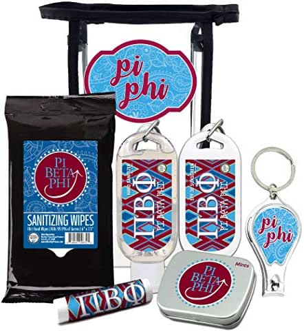 Worthy Promo Pi Beta Phi Gifts 6-Piece Set
