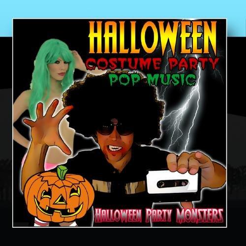 Halloween Costume Party Pop Music