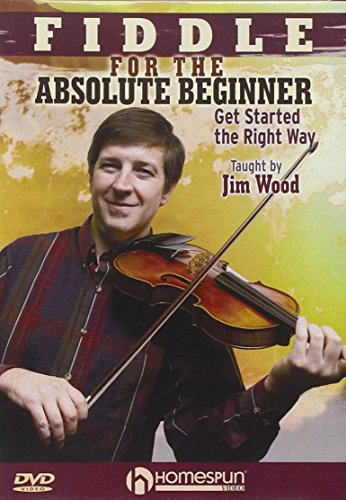 Jim Wood - Fiddle for the Absolute Beginner (DVD)